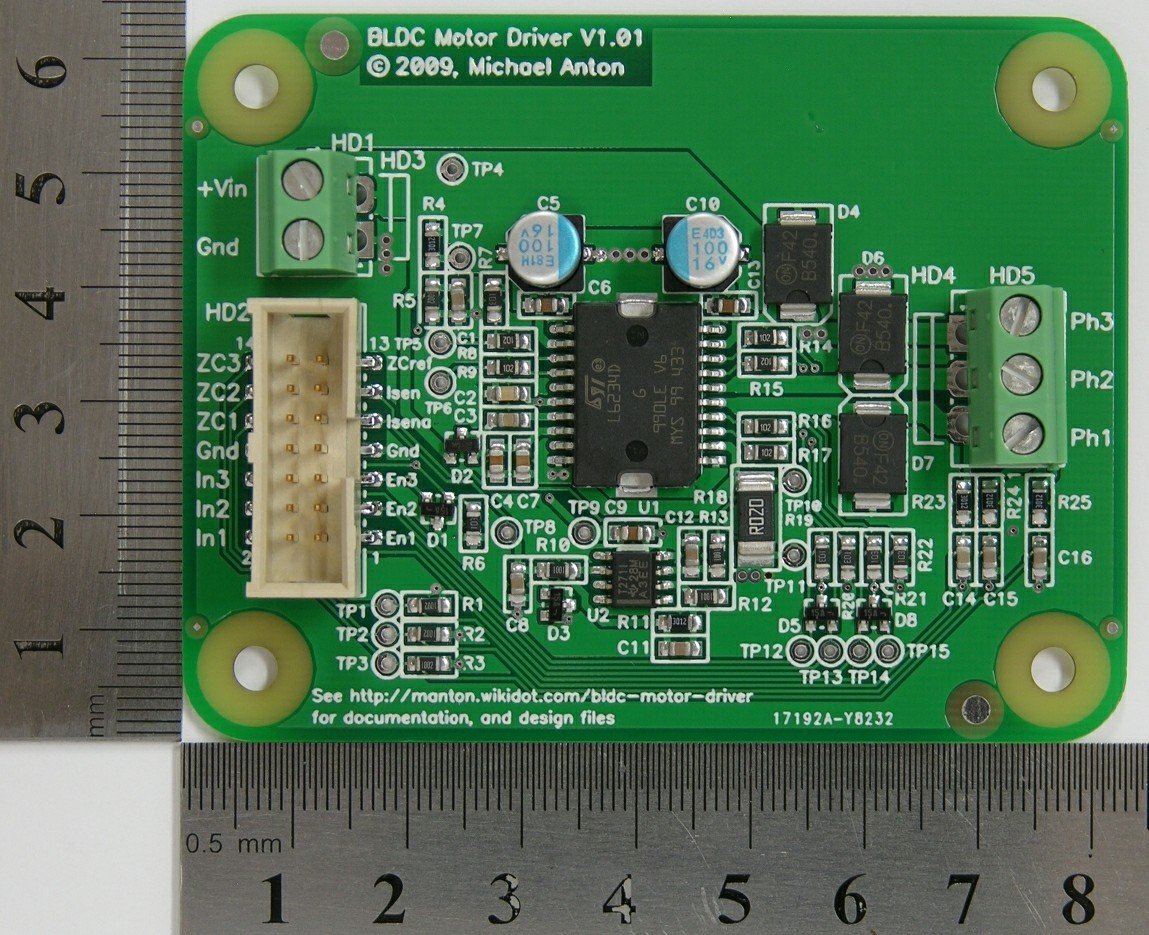 Bldc motor driver manton for Bldc motor controller ic